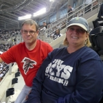 Falcons at Cowboys